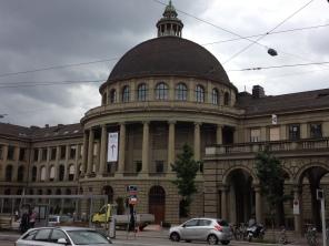 ETH main building
